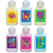 Graffiti Body Lotion Gift Set 6pc