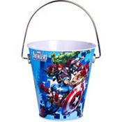 Avengers Metal Pail