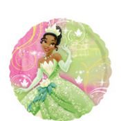 Foil Princess and the Frog Balloon 18in