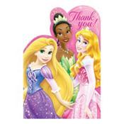 Disney Princess Thank You Notes 8ct Family
