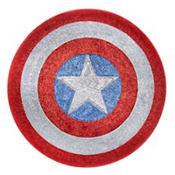 Child American Dream Glitter Shield 13 1/2in