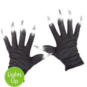 Adult Light-Up Talon Gloves