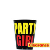 Party Girl Shot Glass