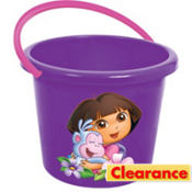 Dora the Explorer Treat Bucket