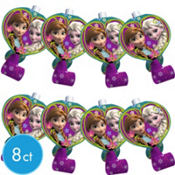 Anna & Elsa Frozen Blowouts 8ct