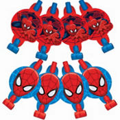 Spider-Man Blowouts 8ct