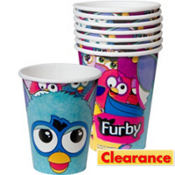 Furby Cups 8ct