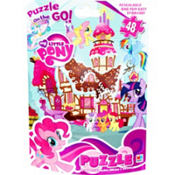 My Little Pony Puzzle Bag 48pc