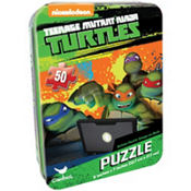 Teenage Mutant Ninja Turtles Puzzle Tin 50pc