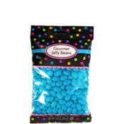 Caribbean Blue Jelly Beans 350pc