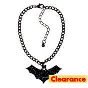 Flying Bat Chain Bracelet