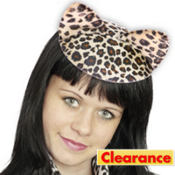 Cat Ear Fascinator Hat