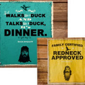 Duck Dynasty Lunch Napkins 16ct