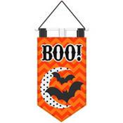 Modern Halloween Door Banner