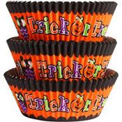 Cute Halloween Baking Cups 75ct