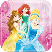 Disney Princess Lunch Plates 8ct