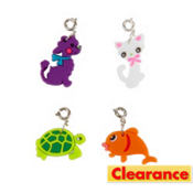 Loom Band Pet Charms 4ct