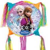 Add-a-Balloon Frozen Pinata 18in