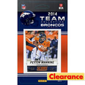 2014 Denver Broncos Team Cards 13ct