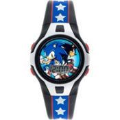 Black Sonic the Hedgehog Watch