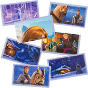 Frozen Stickers 7ct