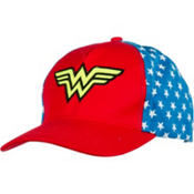 Wonder Woman Baseball Hat