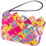My Little Pony Candy Wrapper Wristlet