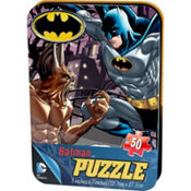 Batman Puzzle Tin 50pc