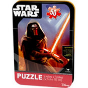 Star Wars Puzzle Tin 50pc