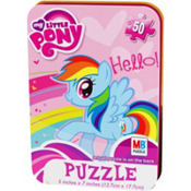 My Little Pony Mini Puzzle 50pc