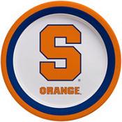 Syracuse Orange Lunch Plates 10ct