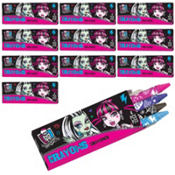 Monster High Crayon Boxes 12ct
