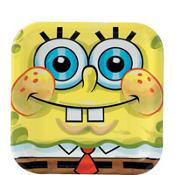 SpongeBob Classic Dessert Plates 8ct