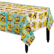 SpongeBob Classic Table Cover 54in x 96in