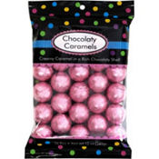 Pink Chocolate Caramels 26pc