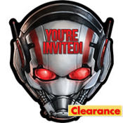 Ant-Man Invitations 8ct