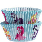 My Little Pony Baking Cups 50ct