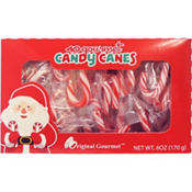 Mini Candy Canes 40ct