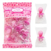 Pink It's a Girl Candy Pacifiers 15ct