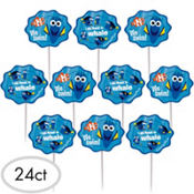 Finding Dory Cupcake Picks 24ct