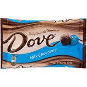 Dove Milk Chocolates 30ct