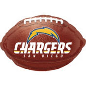 San Diego Chargers Balloon 18in