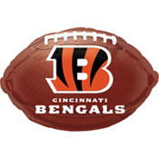 Cincinnati Bengals Balloon 18in