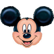 Foil Mickey Mouse Balloon 28in