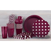 Berry Polka Dot Party Supplies