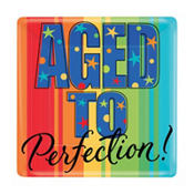 Aged To Perfection 60th Birthday Party Supplies