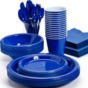 Royal Blue Tableware