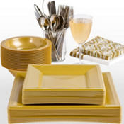Gold Premium Tableware