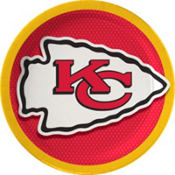 NFL Kansas City Chiefs Party Supplies
