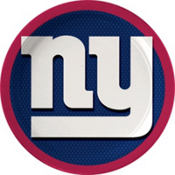 NFL New York Giants Party Supplies